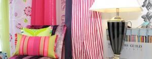 Designers Guild fabrics/kankaat