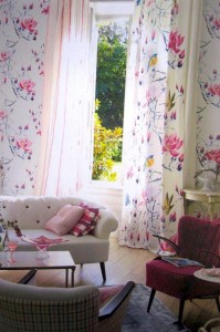 "Designers Guild: ""Madame Butterfly"""