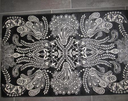 Syvämeri-matto,60,black